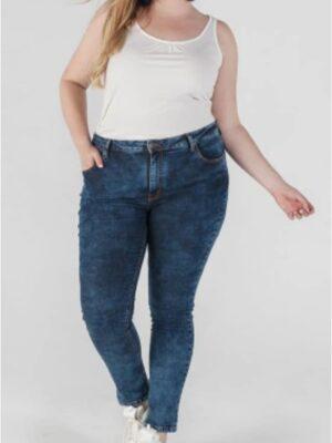 pantalon vaquero curvy mujer