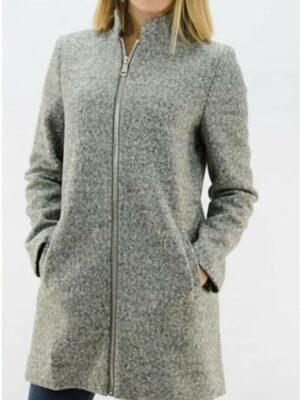 Abrigo de paño tienda de ropa